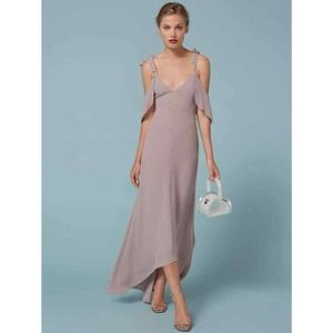Reformation Formal Bridesmaid Maxi Dress Gown